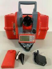 Leica Apache Adt 2 2 Digital Theodolite Pre Owned
