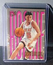 1995-96 Sasha Danilovic #270 Fleer Ultra Rookie Basketball Card