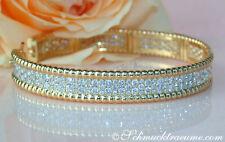Armbänder aus Gelbgold mit Diamant-Hauptstein für Damen