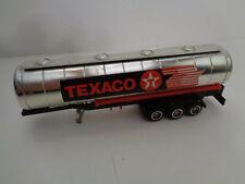 Trailer.. Auflieger TEXACO für Modelle der Serie 600 1/87 von Majorette