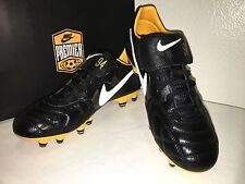 Nike Tiempo Premier 94 Soccer Shoes Maldini Limited Edition Romario Sz 9 / UK 8