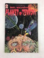 Basil Wolverton's Planet of Terror! #1 Oct 1987 Comic Book Dark Horse Comics