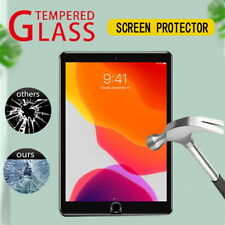 """UK Tablet Tempered Glass Screen Protector Fit Apple iPad 9th Gen (2021) 10.2"""""""