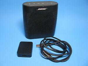 Bose SoundLink Model: 415859 Portable Wireless Bluetooth Speaker Black