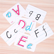 Abc Flashcards Learning Cards Montessori 26 Letter Flash Cards Preschool G
