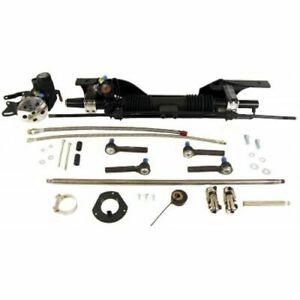 Unisteer 8010820-01 Rack & Pinion Power Aluminum Rack Kit For 1967 Ford Mustang
