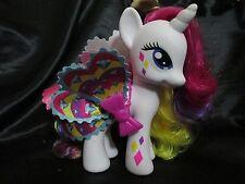 My Little Pony Rarity Fashion Style Dress Up Rainbow Power Mint G4 Brushable FiM