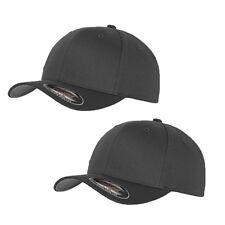 Flexfit erwachsene Wooly Combed 6277 Mütze grau (darkgrey) Xl-xxl