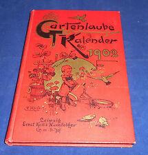 Gartenlaube Kalender 1902