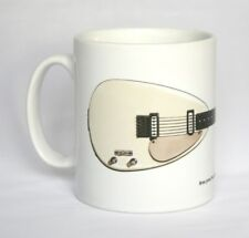 Guitar Mug. Brian Jones' Vox Phantom Mark III prototype guitar illustration.
