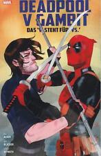 Deadpool V Gambit - Das 'V' steht für 'VS.', Panini