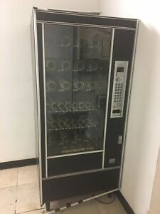 Snack Vending Machine Automatic Products 7600