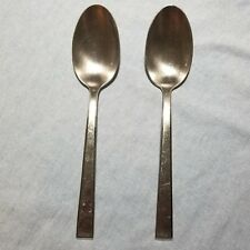 Dansk MERIDIAN 18/10 Stainless Flatware Tablespoon Lot of 2