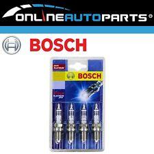 Set of 4 Bosch Platinum Spark Plugs suits Toyota Hilux YN85R 4cyl 2Y 1.8L 88~97