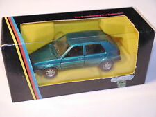 VW Golf 2 Mk II 5türer in grün vert verde green metallic, Schabak in 1:43 boxed!