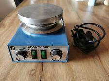 Ikamag RCT - Magnetrührer mit Heizplatte - IKA-Labortechnik
