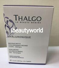 Thalgo Hyaluronic Eye-Patch Masks 8 Pairs 8 x 2pcs #liv
