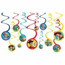 Toy Story 4 7 Pc Decoration Kit Centerpiece Banner Hanging Decorations