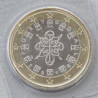 1 Euro Kursmünze Portugal 2015 st / bu