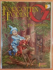 THE FORGOTTEN FOREST OF OZ ~ VF/NM 1988 FIRST COMICS ~ ERIC SHANOWER STORY & ART