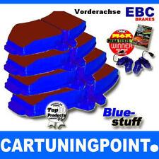 EBC PASTIGLIE FRENI ANTERIORI bluestuff PER PEUGEOT 206 2A/C dp51375ndx