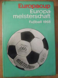 Fußball EM 1968 Europacup Europameisterschaft 240 Seiten Kicker Fuwo