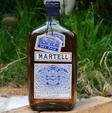 BOUTEILLE 70CL Cognac Martell 70cl 1945/1950 N°46300B A BOIRE A L'EAU