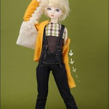 Dollmore 1/4 BJD doll clothes MSD SIZE - Spring Party Pants Set (Yellow)