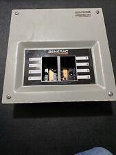 Generac OK7618B 8 circuit 50 amp 120/240V Transfer Switch