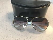 Authentic Marc by Marc Jacobs Women's Aviator Sunglasses with Original Case