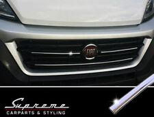 Fiat Ducato III À Partir De 2014 Chrome Coupez pour Calandre 3M