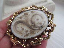 Impresionante Broche de oro arte pelo grande celebración de la vida soltamos luto 1850