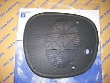 Chevy GMC Blazer S10 Sonoma Jimmy RH Passenger Door Speaker Cover Dark Gray OEM