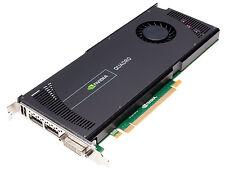 NVIDIA QUADRO 4000 professionelle CAD Grafikkarte 2GB Speicher DELL PN 06WTYT