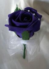 Fleurs, pétales et guirlandes violet rose sans marque pour le mariage