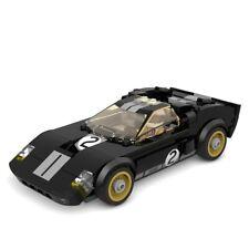 LEGO MOC Custom 1966 Ford GT40 - Only Building PDF Instructions ! No Bricks !