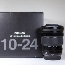 Fujifilm XF 10-24mm F4 R OIS Wide Angle Lens  Fuji 10-24 Mirrorless Camera Boxed