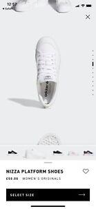 adidas nizza white shoes