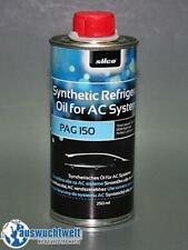 250ml Kompressoröl Klima Kompressor Öl PAG150 3,96€ per 100ml