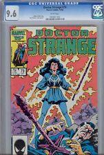 Doctor Strange #79 CGC 9.6 Cloak Battle in '86 Comic: Price Drop! Make an Offer!
