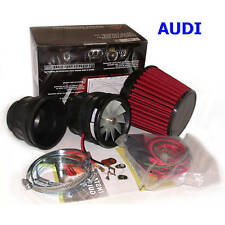 Electric Super Charger Supercharger DIY Project For Audi A4 A3