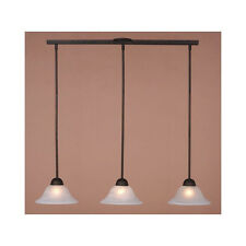Da Vinci 3L Mini Pendant OBB Vaxcel Kitchen Island Lighting Fixture PD5027OBB