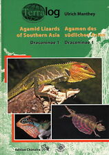 TERRALOG Agamid Lizards of Southern Asia - Draconinae 1 + 2 (Volume 7a & 7b)