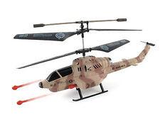 UDI U809A Cobra Fighter 3.5 canali Combat RC elicottero con Lanciatore Missile