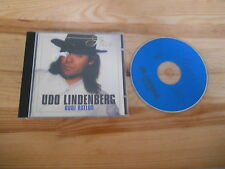 CD Rock Udo Lindenberg - Rudi Ratlos / Stars Serie (16 Song) EASTWEST