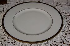 Lenox USA  - Tuxedo J-33  - 8 3/8-inch Salad Plate (Gold Backstamp)