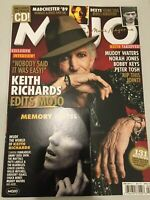 Mojo The Music Magazine April 2019 with CD Keith Richards Memory Motel NEW