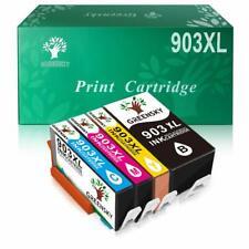 4x Druckerpatronen für HP 903 XL HP Officejet Pro 6868 6950 6960 6970 6975 6950