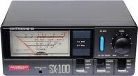 Diamond SX100 SWR Power Meter 1.6-60 MHz UHF Female Up to 3000 Watts