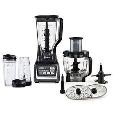 New Nutri Ninja Auto IQ 1500 Watt Blender Juicer Food Processor Kitchen System